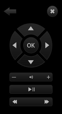 Remote black