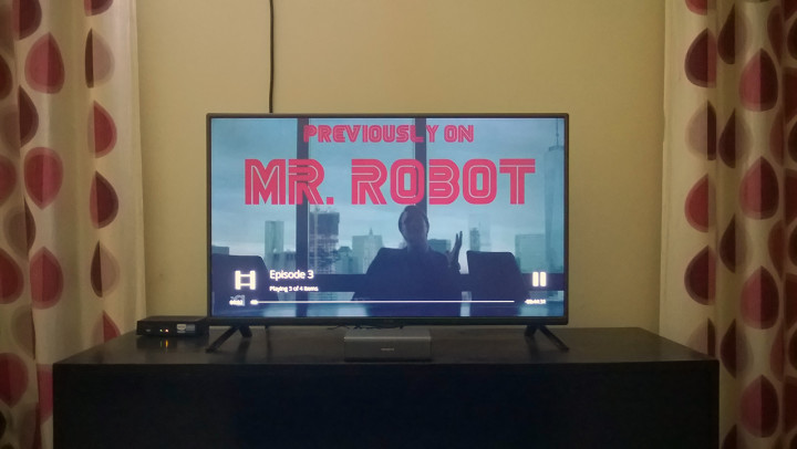 Playing Mr. Robot